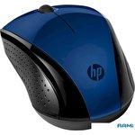 Мышь HP 220 (синий)