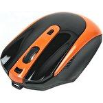 Мышь A4Tech G11-590FX (черный/оранжевый)