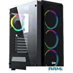 Корпус Powercase Mistral Z4 Mesh RGB