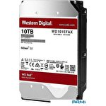 Жесткий диск WD Red 10TB WD101EFAX