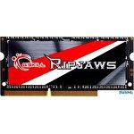Оперативная память G.Skill Ripjaws 8GB DDR3 SODIMM PC3-14900 F3-1866C11S-8GRSL