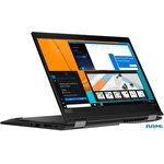 Ноутбук 2-в-1 Lenovo ThinkPad X13 Yoga Gen 1 20SX001ERT