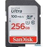 Карта памяти SanDisk Ultra SDXC SDSDUNR-256G-GN6IN 256GB