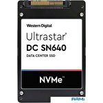 SSD WD Ultrastar SN640 0.8DWPD 3.84TB WUS4BB038D7P3E1
