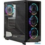 Корпус Powercase Attica G4 ARGB