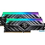 Оперативная память A-Data Spectrix D41 RGB 2x8GB DDR4 PC4-24000 AX4U300038G16A-DT41