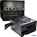 Блок питания EVGA 600 BR 100-BR-0600-K2