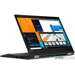Ноутбук 2-в-1 Lenovo ThinkPad X13 Yoga Gen 1 20SX0002RT