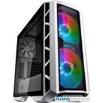 Корпус Cooler Master MasterCase H500P Mesh White ARGB MCM-H500P-WGNN-S01