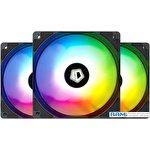 Вентилятор для корпуса ID-Cooling XF-12025-ARGB-TRIO