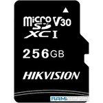 Карта памяти Hikvision microSDXC HS-TF-C1/256G 256GB