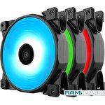Кулер для корпуса PCCooler Halo RGB 3 Kit