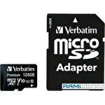 Карта памяти Verbatim Premium 44085 128GB + адаптер