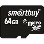 Карта памяти Smart Buy microSDXC SB64GBSDCL10-00 64GB