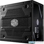 Блок питания Cooler Master Elite 600 230V V4 MPE-6001-ACABN