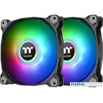 Вентилятор для корпуса Thermaltake Pure Duo 14 ARGB 2-Fan Pack CL-F116-PL14SW-A