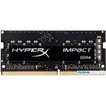 Оперативная память HyperX Impact 16GB DDR4 SODIMM PC4-21300 HX426S16IB2/16