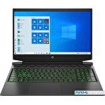 Игровой ноутбук HP Pavilion Gaming 16-a0037ur 2X0P4EA