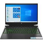Игровой ноутбук HP Pavilion Gaming 16-a0035ur 2X0P2EA