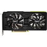 Видеокарта Palit GeForce RTX 3060 Ti Dual OC 8GB GDDR6 NE6306TS19P2-190AD