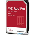 Жесткий диск WD Red Pro 16TB WD161KFGX
