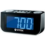 Радиочасы Vitek VT-6600 Black