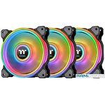 Вентилятор для корпуса Thermaltake Riing Quad 12 RGB TT Premium 3 Fan Pack CL-F088-PL12SW-A