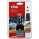 Автомобильный FM-модулятор Ritmix FMT-A710 Black