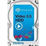 Жесткий диск Seagate Video 3.5 6TB ST6000VM000