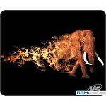 Коврик для мыши VS Flames Слон