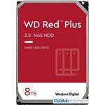 Жесткий диск WD Red Plus 8TB WD80EFBX