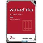 Жесткий диск WD Red Plus 2TB WD20EFZX