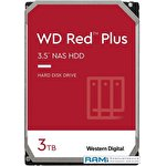 Жесткий диск WD Red Plus 3TB WD30EFZX