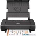 Принтер Canon PIXMA TR150 (с АКБ)