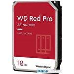 Жесткий диск WD Red Pro 18TB WD181KFGX