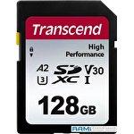 Карта памяти Transcend SDXC 330S TS128GSDC330S 128GB
