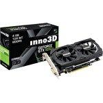 Видеокарта Inno3D GeForce GTX 1050 Ti Twin X2 4GB GDDR5 N105K-2DDV-M5CM