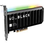 SSD WD Black AN1500 NVMe 4TB WDS400T1X0L