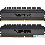 Оперативная память Patriot Viper 4 Blackout 2x8GB DDR4 PC4-33000 PVB416G413C8K