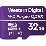 Карта памяти WD Purple SC QD101 microSDHC WDD032G1P0C 32GB