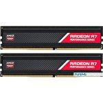 Оперативная память AMD Radeon R7 Performance 2x8GB DDR4 PC4-19200 R7S416G2400U2K
