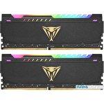 Оперативная память Patriot Viper Steel RGB 2x16GB DDR4 PC4-21300 PVSR432G320C8K