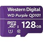 Карта памяти WD Purple SC QD101 microSDXC WDD128G1P0C 128GB