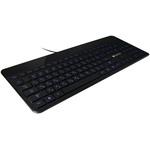 Клавиатура CANYON CNS-HKB5RU Black USB