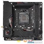 Материнская плата ASRock Z590 Phantom Gaming-ITX/TB4