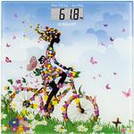 Весы напольные Scarlett SC-BS33E070 девочка на велосипеде