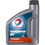 Трансмиссионное масло Total Transmission BV 75W-80 1л