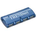 Хаб USB TRENDnet TU-400E