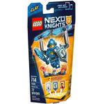 Конструктор LEGO Nexo Knights 70330 Клэй – Абсолютная сила