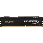 Оперативная память Kingston HyperX FURY 2x4GB DDR3 PC3-12800 [HX316LC10FBK2/8]